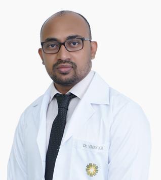 Dr. Vinay K K