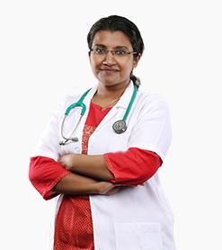 Dr. Shwetha  Seetharam