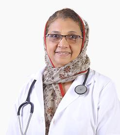 Dr. Saffia  P M