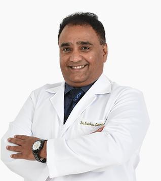 Dr. Krishna Kumar Raman