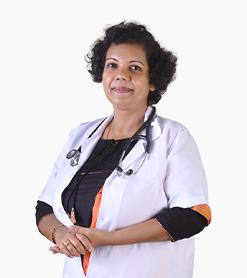 Dr. Sanuja Titus Santosh